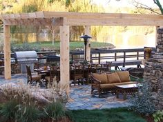 - Outdoor Kitchens: Gas Grills, Cook Centers, Islands and More on HGTV
