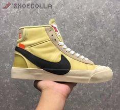1afe243b878 OFF-White x Nike Blazer Mid - Shoecolla