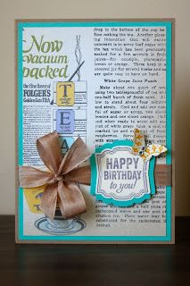 Julie's Japes - A Top Independent Stampin' Up! Demonstrator in the UK: Envelope Punch Board projects