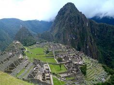 Peru -- Machu Picchu