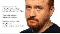 Louie C.K. Is Hilarious!