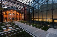 Ingarden & Ewý Architects, Malopolska Garden of Arts, Cracovia, Polonia 2012