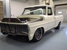 69 F100 427 SOHC Pro Touring build - Page 19 - Ford Truck Enthusiasts Forums