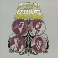 """The Kinks' most tuneful, reflective album is anchored by two of their greatest songs: """"Waterloo Sunset"""" and """"Death of a Clown."""" The album tanked in the U., but it set the table for their pastoral masterpiece, The Village Green Preservation Society. Aretha Franklin, Lp Cover, Cover Art, Lp Vinyl, Vinyl Records, The Kinks Songs, Autumn Almanac, Rock And Roll, Flower Power"""