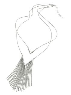 Kette im Ackermann Online Shop #Mode #Accessoires Tropical Paradise, Tassel Necklace, Tassels, Heine, Medium, Jewelry, String Of Pearls, Neck Chain, Schmuck