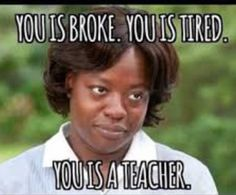 The reality is, many teachers like me work in the summer... http://www.smallchangesbigrewards.com/teachers/