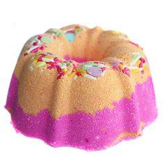 Spring Carrot Cake Bath Bomb