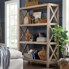 "Birch Lane™ Chastin 71"" Etagere Bookcase"