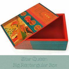 artnlight- The Sitar Queen Box