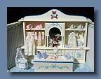 Miniature Houses, Miniature Dolls, Dolls House Shop, Dollhouse Ideas, Tiny Dolls, Vintage Dolls, Turtle, Scale, Bead