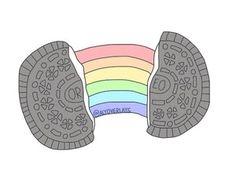 stiker kawais Diy Craft Table diy craft tables with storage Tumblr Drawings, Kawaii Drawings, Easy Drawings, Tumblr Stickers, Cute Stickers, Transparents Tumblr, Chibi Kawaii, Rainbow Photo, Aesthetic Stickers