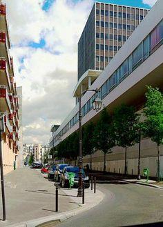 rue Pirandello - Paris 13ème