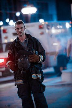 Jesse Spencer, Chicago Fire, Firefighter, Detective, My Favorite Things, Fictional Characters, Fire Fighters, Fantasy Characters, Firefighters