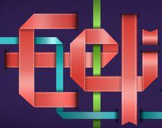 Olá chocólatras, tudo bem? Segue mais um post com tipografias para inspirá-lo e fazer o seu dia mais criativo..