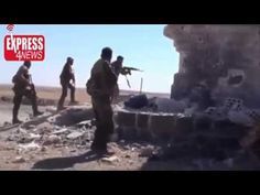 Syria  CAA and its allies in the region of the village of Al Cabaret, Hamah