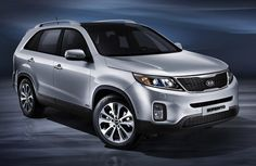The 2014 Kia Sorento gets tweaked styling, more fuel-efficient engines, a nicer interior, additional safety equipment, and a bunch of other stuff families like to have in a crossover SUV.