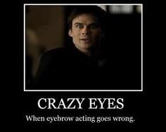 damon Crazy Eyes, Damon, Eyebrows, Acting, Random, Movie Posters, Movies, 2016 Movies, Eye Brows