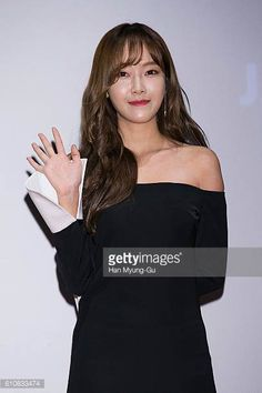 Former member of Girl's Generation Jessica Jung attends the autograph session for JESTINA RED at the Lotte Cinema on September 28 2016 in Seoul South...