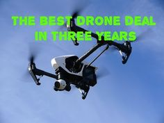 The best drone deal in three years - best budget drone! - better deal th...