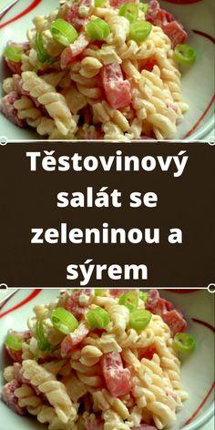 Pasta Salad, Ethnic Recipes, Crab Pasta Salad