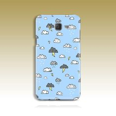 Cloud Samsung Galaxy J7 Case, Thunderstorm Samsung Galaxy S6 Edge Case, Cute Samsung S6 Edge Plus Case, Samsung J5 Case, Galaxy A5 Case Gift by Mayokart on Etsy