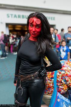 Hellgirl #Rule63 #cosplay by Bella Puerta al Bosque