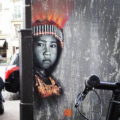 guate.mao (Té Mao) in Paris 1/2016 #guate.mao #paris