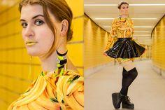 Alison Videoland - Yellow | LOOKBOOK