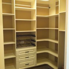 Ivory pantry