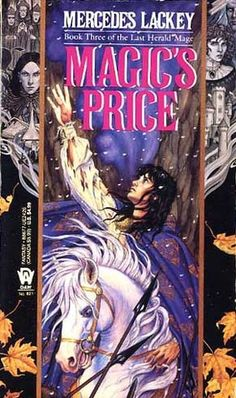 Magic's Price by Mercedes Lackey