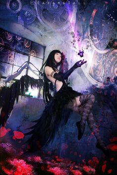 Momoren(모모렌) 暁美ほむら コスプレ写真 - Cure WorldCosplay