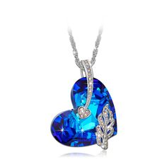 Enter 2 Win a Swarovski Crystal Necklace! http://www.samanthaholtromance.com/giveaways/win-a-swarovski-crystal-necklace/?lucky=5793 VERY EASY 2 Enter Answer is #3 Blue