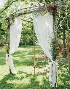Wedding Design: Outdoor Ceremony, Adore Your Place - Interior Design Blog