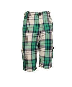 Posh Kids Green Short #ohnineone