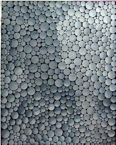 Yayoi Kusama (Japanese, b. Infinity Dots (HRT), Synthetic polymer paint on canvas. Find Yayoi Kusama's current exhibit at David Zwirner here: Yayoi Kusama: Give Me Love . Geometric Patterns, Textures Patterns, Yayoi Kusama, Takashi Murakami, Pop Art, Psychedelic Colors, Art Carte, Feminist Art, Japanese Artists