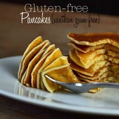 Gluten-free Pancakes, hold the xanthan gum Recipe - ZipList