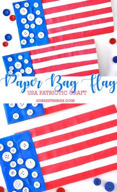 221 Best Patriotic Crafts For Kids Images Patriotic Crafts 4th