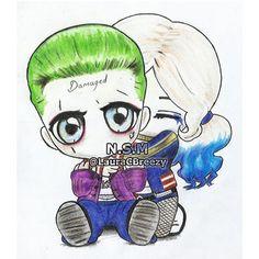 The Joker Harley Quinn Der Joker, Joker Art, Batman Art, Joker Batman, Gotham Batman, Batman Robin, Joker Et Harley Quinn, Harley Quinn Drawing, Harey Quinn