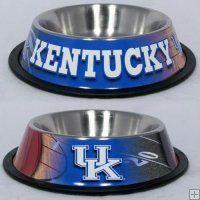 Kentucky fan! :)