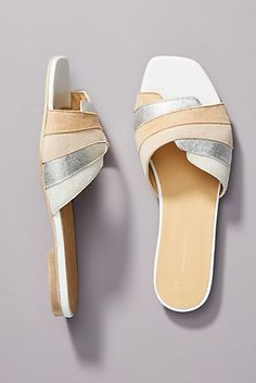 Shop the latest sandals at Anthropologie from new slide sandals to lace up sandals and more. Sport Sandals, Slide Sandals, Women's Sandals, Summer Sandals, High Heel Pumps, Pumps Heels, Womens Golf Shoes, Mens Fashion Shoes, Leather Sandals