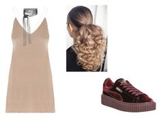Untitled #1441 by beautyqueen-927 on Polyvore featuring polyvore fashion style Fallon Puma clothing