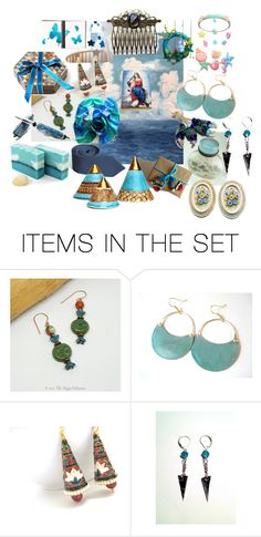 """Spring gifts"" by planitisgi ❤ liked on Polyvore featuring art and springgifts"