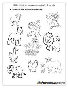 Preschool Lesson Plans, Kindergarten Worksheets, Preschool Activities, Cow Pictures, Alphabet Activities, Baby Crafts, Box Art, Pre School, Childhood