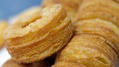 Cronuts s vanilkou a muškátovým orieškom   Recepty.sk