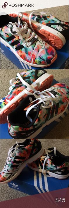 low priced 1d67a d6859 Adidas  Torsion, Size 7 In great shape. Have only worn twice. They. Zapatillas  AdidasZapatos ...
