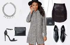 4 Ways to Wear the Missguided Dress of the Season.