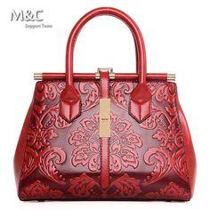 New Arrival Women Messenger Bags Leather Bag Real Genuine Leather Handbags Women Vintage bag Brands Women Shoulder Bag SD-436 -- Prodolzhit' k produktu po ssylke izobrazheniya.