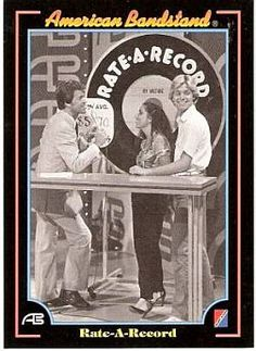 Loved Saturdays and American Bandstand!  I actually remember the blond guy on the right.  I had the biggest crush on him!