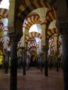 Granada mosque, Spain