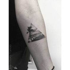 Image result for triangle tattoo landscape